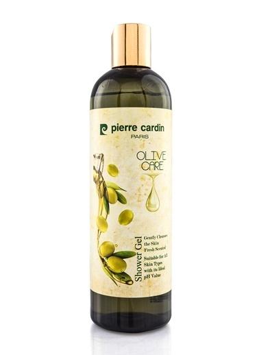 Pierre Cardin Zeytinyağı Özlü E Vitaminli pH Dengeli Canlandırıcı Duş Jeli - 400 ML Renksiz